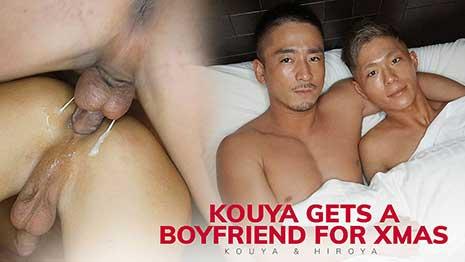 Es la temporada navideña incluso en Asia, y Japanboyz encontró el tipo de romance XXXmas que calentará tus berberechos. Mientras el guapo hombre Hiroya se abraza con su nuevo amigo Kouya...